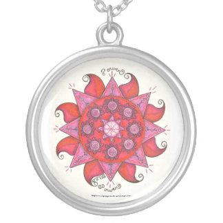 Power - Round Necklace