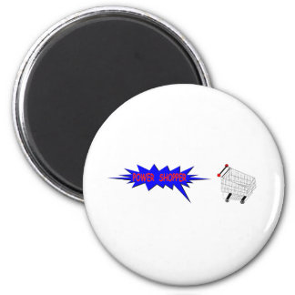 Power Shopper Magnet