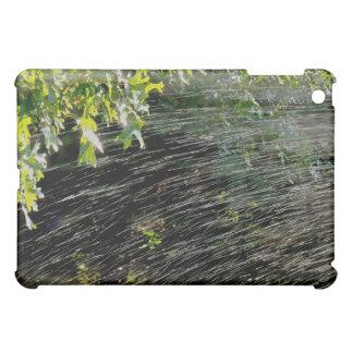 Power Shower iPad Case