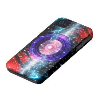 power sound design iPhone 4 case