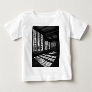 power station 8 bw baby T-Shirt