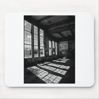 power station 8 bw mouse pad