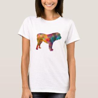 Power station Asian Shepherd Dog in watercolor T-Shirt
