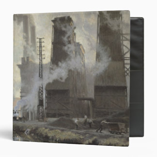 Power Station at Croix-Wasquehal 3 Ring Binder