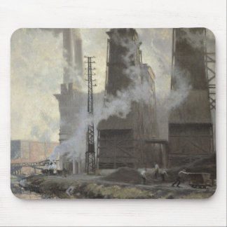 Power Station at Croix-Wasquehal Mouse Pad