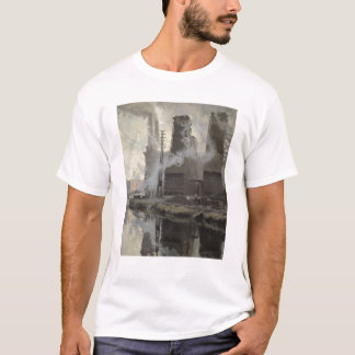 Power Station at Croix-Wasquehal T-Shirt