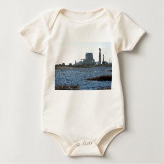 Power Station Baby Bodysuit