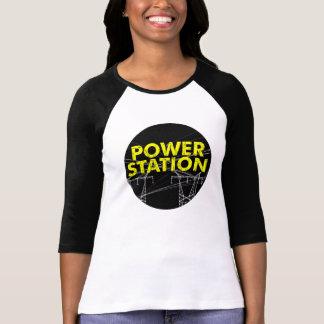 Power Station Band Member Names Long Sleeve T-Shirt