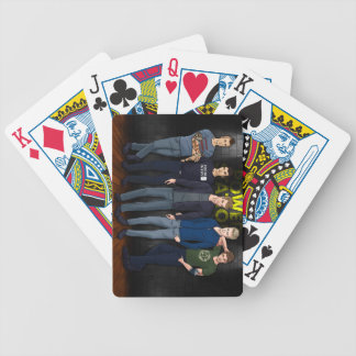 Power Station Boys Deck of Cards