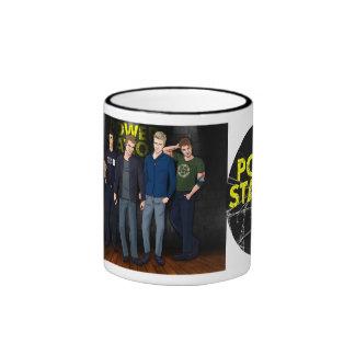 Power Station Boys Mug