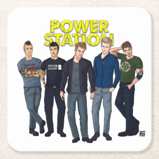 Power Station Coasters