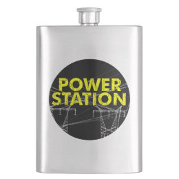 Power Station Flask