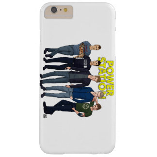 Power Station iPhone 6plus Barely There iPhone 6 Plus Case