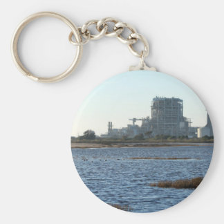 Power Station Key Chains