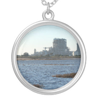 Power Station Personalized Necklace
