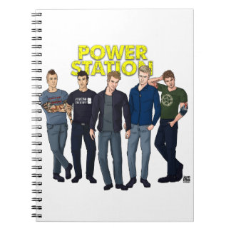 power Station notebook