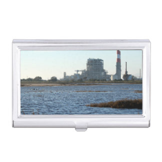 Power Station Business Card Case