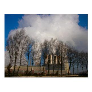 Power Station Pollution 3 Postcard