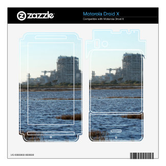 Power Station Motorola Droid X Decals