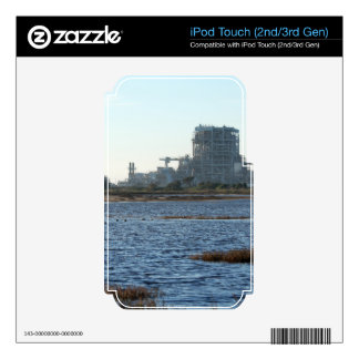 Power Station iPod Touch 2G Decal