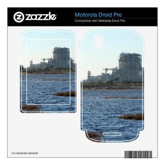 Power Station Motorola Droid Pro Skins