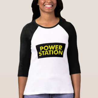 Power Station #TroysToy T-Shirt