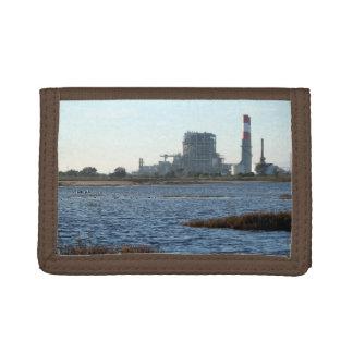 Power Station Tri-fold Wallet