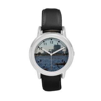 Power Station Wrist Watch