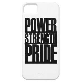 POWER, STRENGTH, PRIDE IPHONE 6 CASE