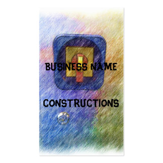 Power Switch Business Card