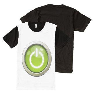 Power t-shirt All-Over print t-shirt