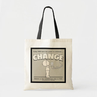 Power To Change Tote Bag