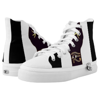 Power to the Original People Unisex High Top