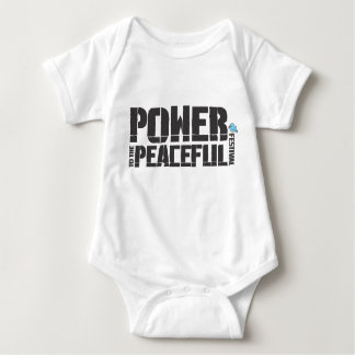Power To The Peaceful Festival Tee Shirt