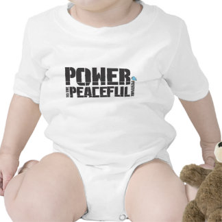 Power To The Peaceful Festival Tshirts
