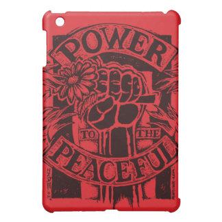 Power To The Peaceful iPad Mini Cover