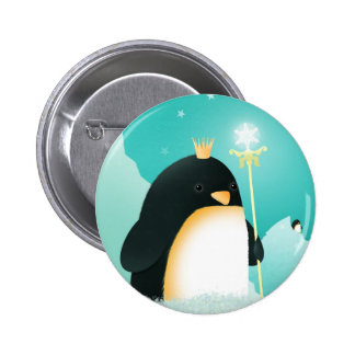 Power to the penguins - Emperor pin badges