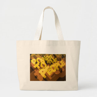 Power To The People Bags