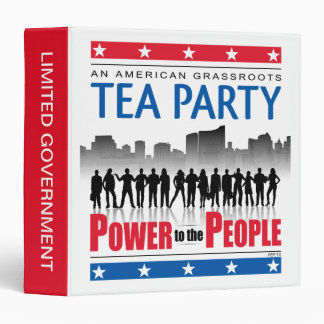 Power To The People Binder
