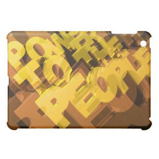 Power To The People Case For The iPad Mini