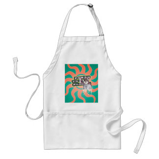 Power To The People - Dog Aprons