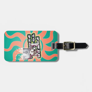 Power To The People - Dog Bag Tags