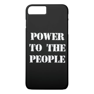 Power to the People iPhone 8 Plus/7 Plus Case