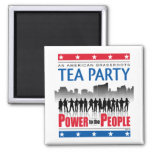 Power To The People Magnet