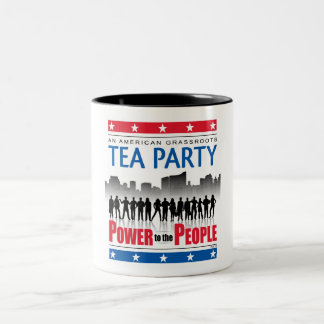 Power To The People Mugs