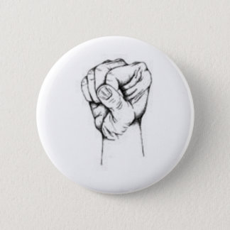 Power to the People Pinback Button