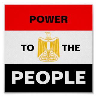 POWER TO THE PEOPLE PRINT