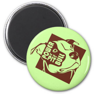 Power to the Pit Bull Magnets