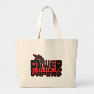 Power To The Vapers Bags