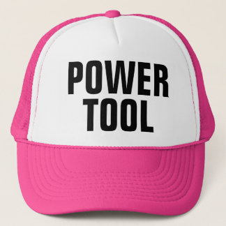 Power Tool Trucker Hat